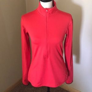 [Nike] Pro Dri-Fit Size Medium Red Pullover